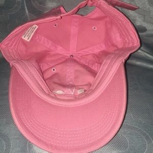"""951a1dc4d1ddc Accessories - """"Baby girl"""" baby pink dad hat"""